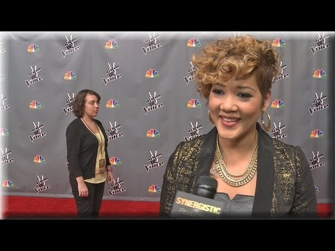 Tessanne Chin | Husband, Jamaica & Coach Adam | The Voice Season 5 Top 12