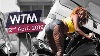 Worldwide Trending Music - 2nd April 2019