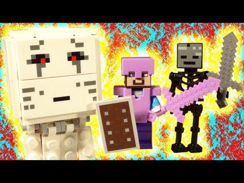 LEGO MINECRAFT - ULTIMATE NETHER BATTLE
