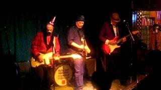 The TomorrowMen - Curse you Fred Haines