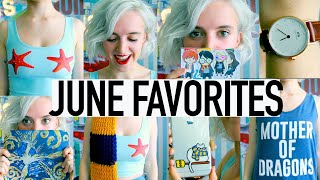 June Favorites 2016