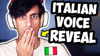 I Speak Italian For The First Time EVER