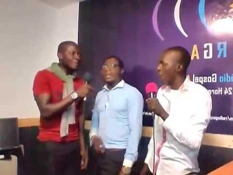 A Vida Sorri com JTS na Rádio Gospel Angola