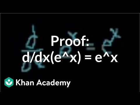 proof--d-dx-e-x----e-x
