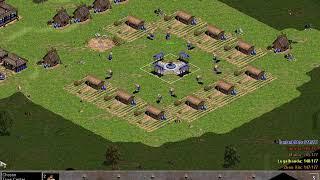 Age of Empires 2018 Hardest Random 1v4 map Huge CPU's part 5  Super Whale Tv