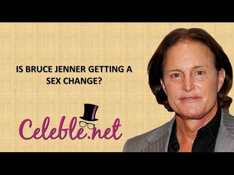 Bruce Jenner Transformation - Is Bruce Jenner Getting A Sex Change?