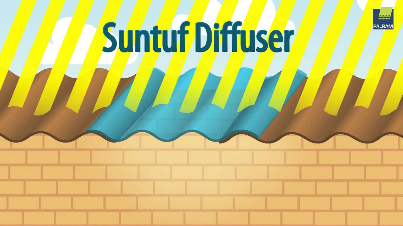 Diffuser Benefits of SUNTUF