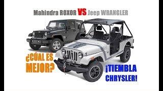 MAHINDRA VS JEEP: ¿Quién ganará?