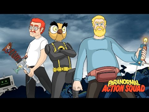 The Paranormal Action Squad - OFFICIAL TRAILER