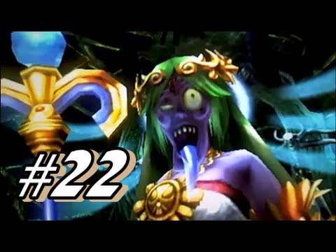 Let's Play Kid Icarus Uprising - Part 22 Chapter 24