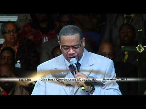 105th Holy Convocation Pastor Talbert Swan