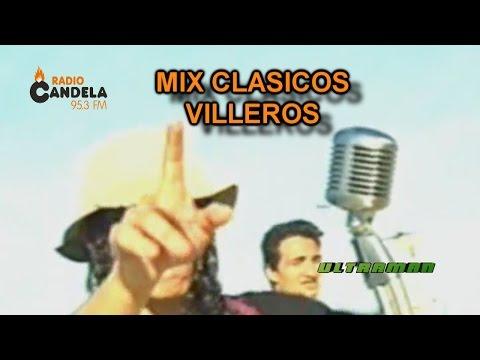 MIX CLASICOS CUMBIA VILLERA RADIO CANDELA @ultramanchile