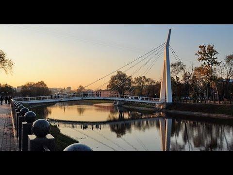 24. Украина - Харьков - Прогулка по Нетеченской набережной