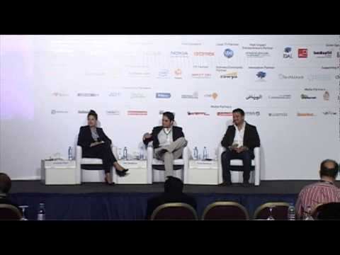 Mobile Media and Advertising - ArabNet Digital Summit 2012