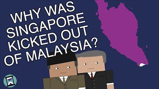 Why Was Singapore Kicked Out of Malaysia? (Short Animated Documentary)