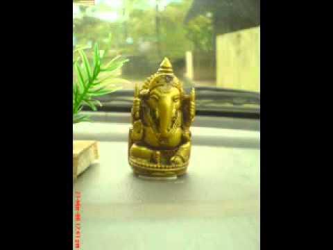 Pazhavangadi Ganesan-kj Yesudas-om Gananatham-malayalam Devotional Song video