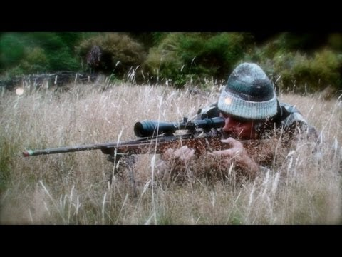 Hunting Red deer in New Zealand part 35