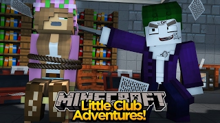 THE JOKER KIDNAPS LITTLE KELLY!!! - Minecraft Little Club Adventures