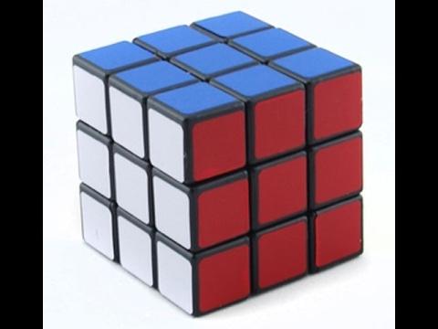 Самый легкий способ собрать Кубик рубика 3х3 !!!