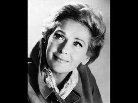 Elisabeth schwarzkopf - &;signore, ascolta!&; from her recording of