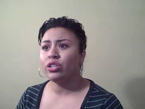 Vanessa Cruz - Angels Cry (Mariah Carey cover) 9.27.09 Video