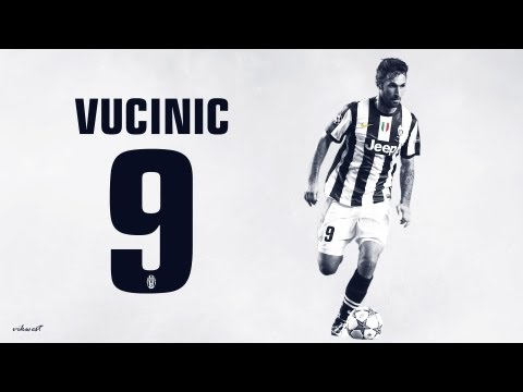 Mirko Vucinic - Crazy Enough - 2012/2013 HD