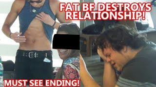 Fat Best Buy Employee Cheats on Hot Girlfriend! Part 1 of 2  To Catch a Cheater