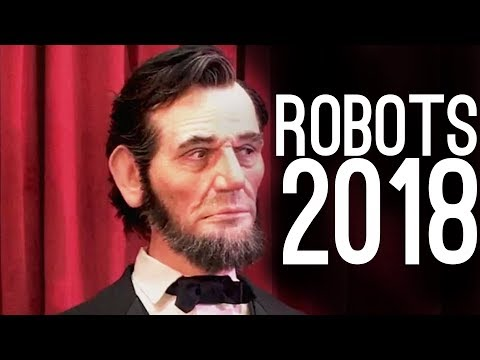 Download The Most Realistic Robots! 2018 Mp4 baru