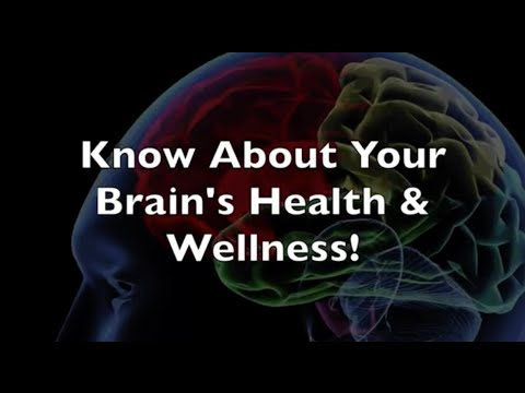 Learn More About Brain Wellness!