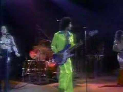 Grand Funk Railroad - The Locomotion Video