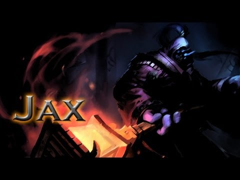 Counterpick - Jax (how to counter)