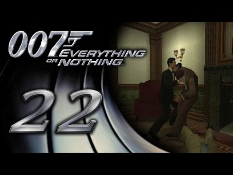 Let's Play James Bond 007: Everything or Nothing - Episode 22 - Ambushed