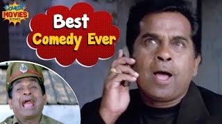 Best Comedy Scenes | Non Stop Comedy | Brahmanandam Comedy Scenes | Funny Movie Scenes