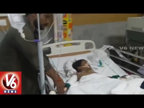 Police Arrest Two More Accused In Pedda Amberpet Car Accident Case | Hyderabad | V6 News