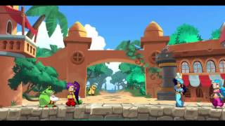 SES plays Shantae: Half Genie Hero! part 4