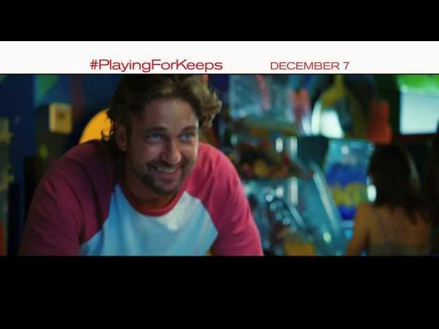 "PLAYING FOR KEEPS: Official Teaser - ""Come Back"""