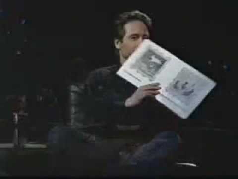 "David Duchovny reading ""Goodnight Moon"""