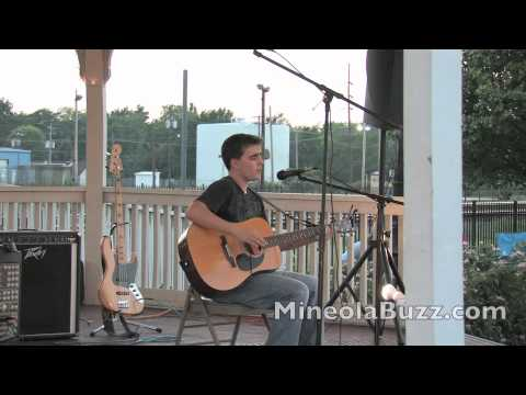 Shea Birdwell Performance. Mineola, Texas. Labor Day Concert