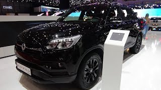 2019 SsangYong Musso Grand Diesel e-XDi 220 4WD - Geneva Motor Show 2019
