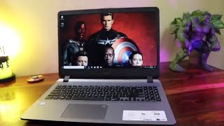 Best Budget Laptop Asus X507U Unboxing and Review