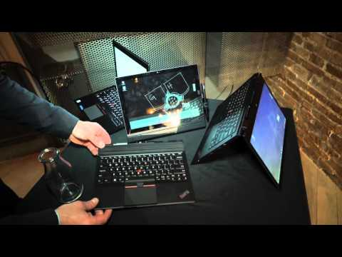 Lansarea seriei Lenovo X1 Carbon, Yoga si ThinkCentre in Romania