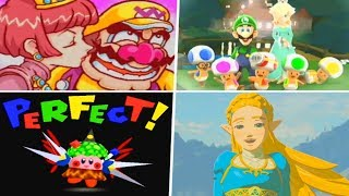 Evolution of True Secret Endings in Nintendo Games (1986 - 2019)