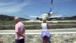 Skiathos 2011, take off
