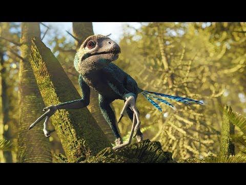 Epidexipteryx : le dinosaure bizarre - ZAPPING SAUVAGE streaming vf