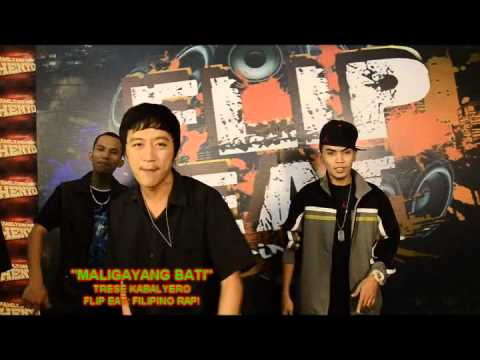Flip Eat: Filipino Rap!  maligayang Bati By Trese Kabalyero video