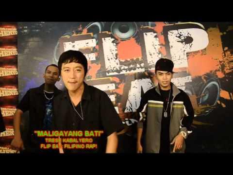 Flip Eat: Filipino Rap!  maligayang Bati By Trese Kabalyero video