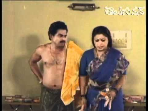 Telugu Comedy Mallikarjun And Sri Lakshmi Mp4 video