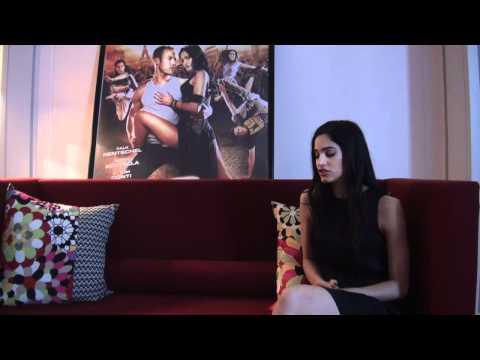 Interview #5 Sofia Boutella, comédienne - Street Dance 2