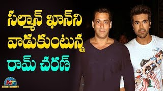 Salman Khan to Be The Chief Guest for Chiranjeevi's Sye Raa Promotions ? | Box Office | NTV ENT