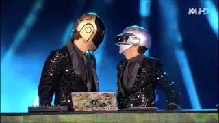 Marrakech Du Rire 2013 Daft Punk-Jamel Debbouze et Michaël Youn